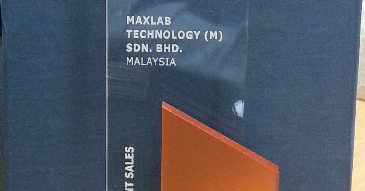 MaxLab Technology (M) Sdn Bhd